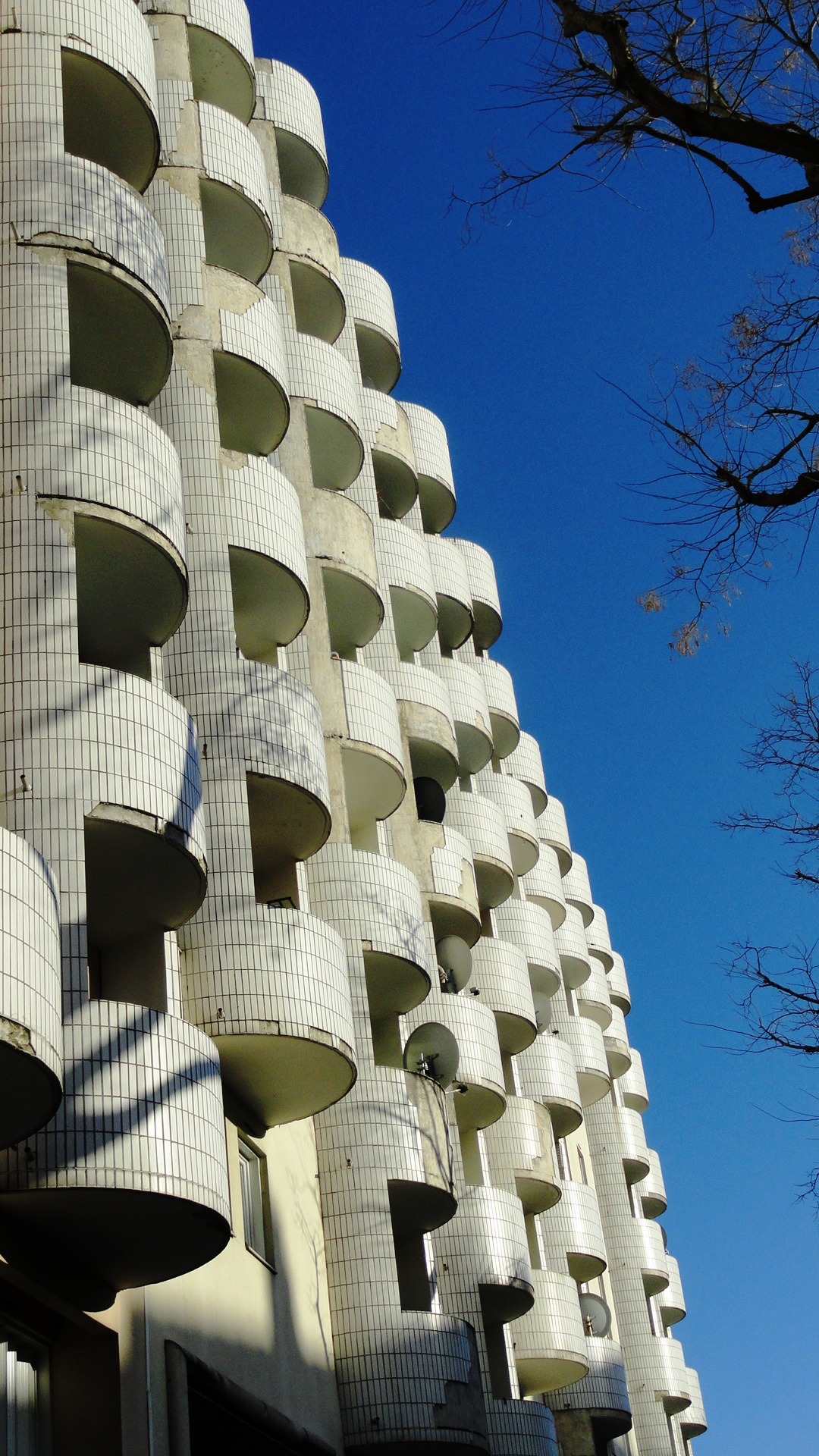 Immeuble Boulevard de la Villette, Paris 19e