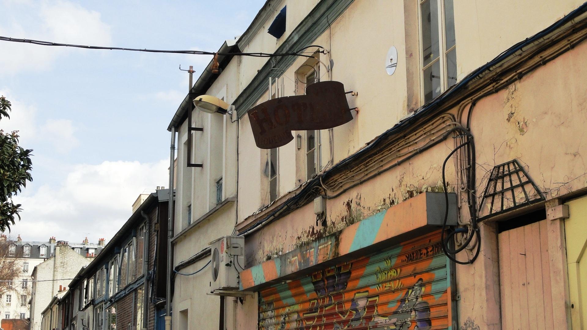 Impasse Mousset, Paris 12e