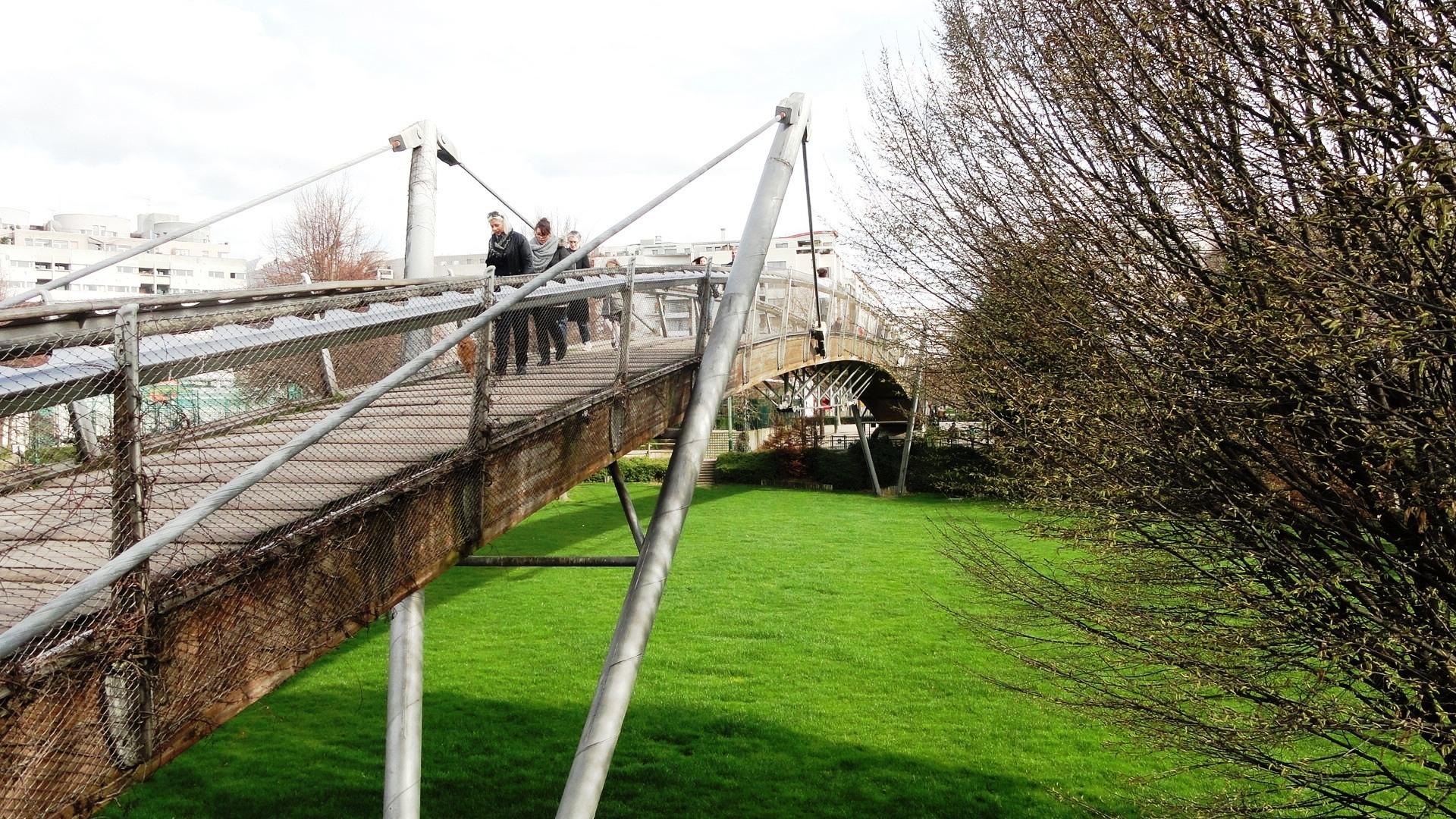 Promenade Plantée, Paris 12e - Jardin de Reuilly