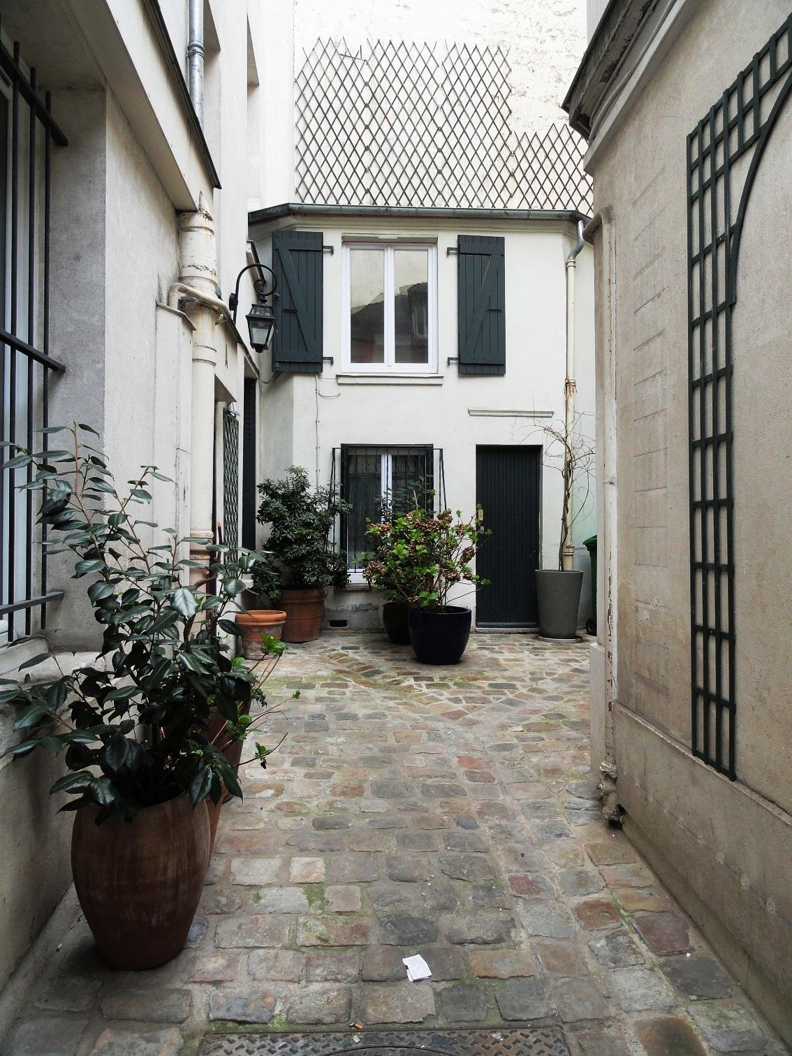 Passage du Chantier, Paris 12e