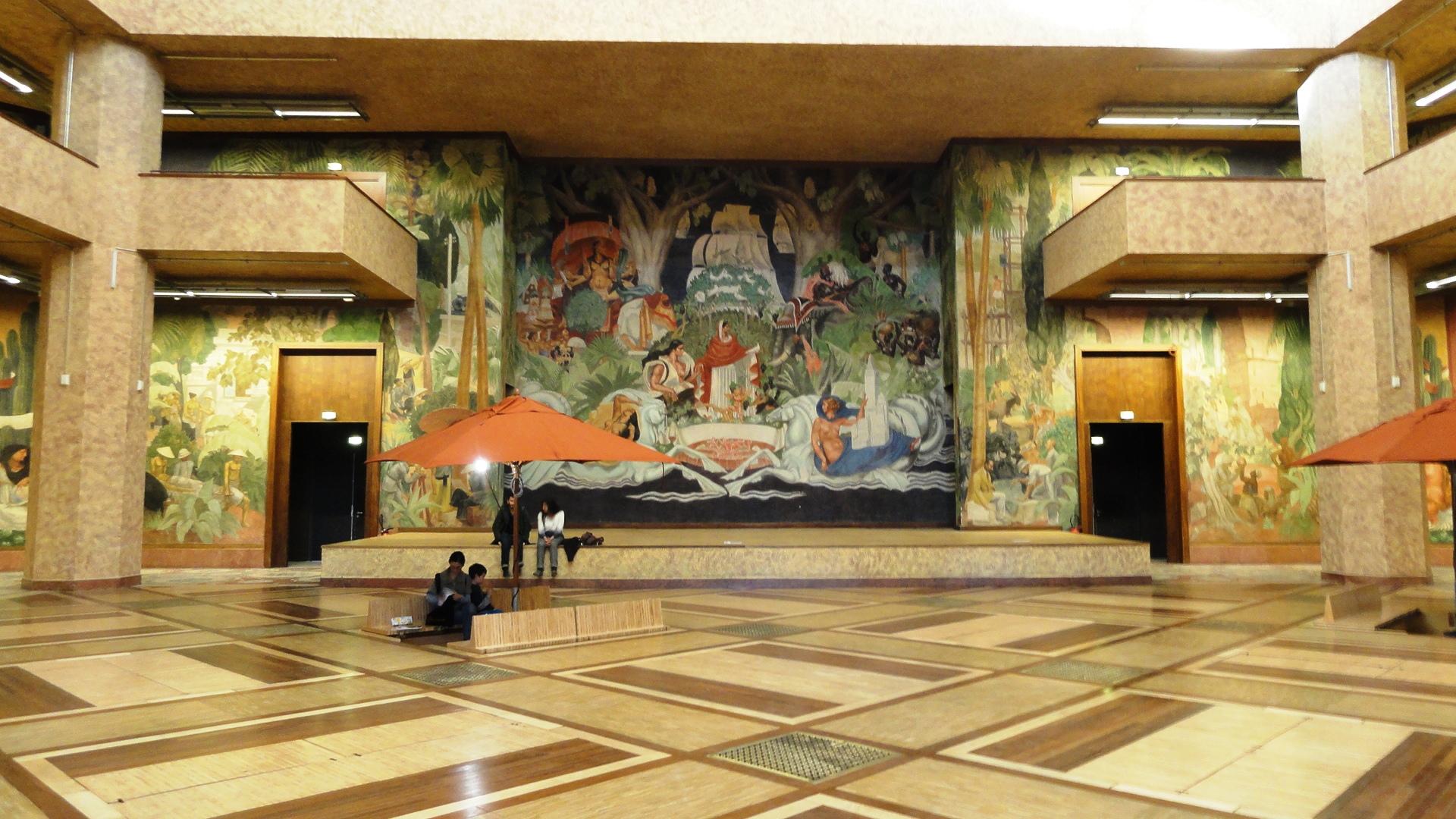 Palais de la Porte Dorée - Musée de l'Histoire de l'Immigration - Paris 12e - Forum