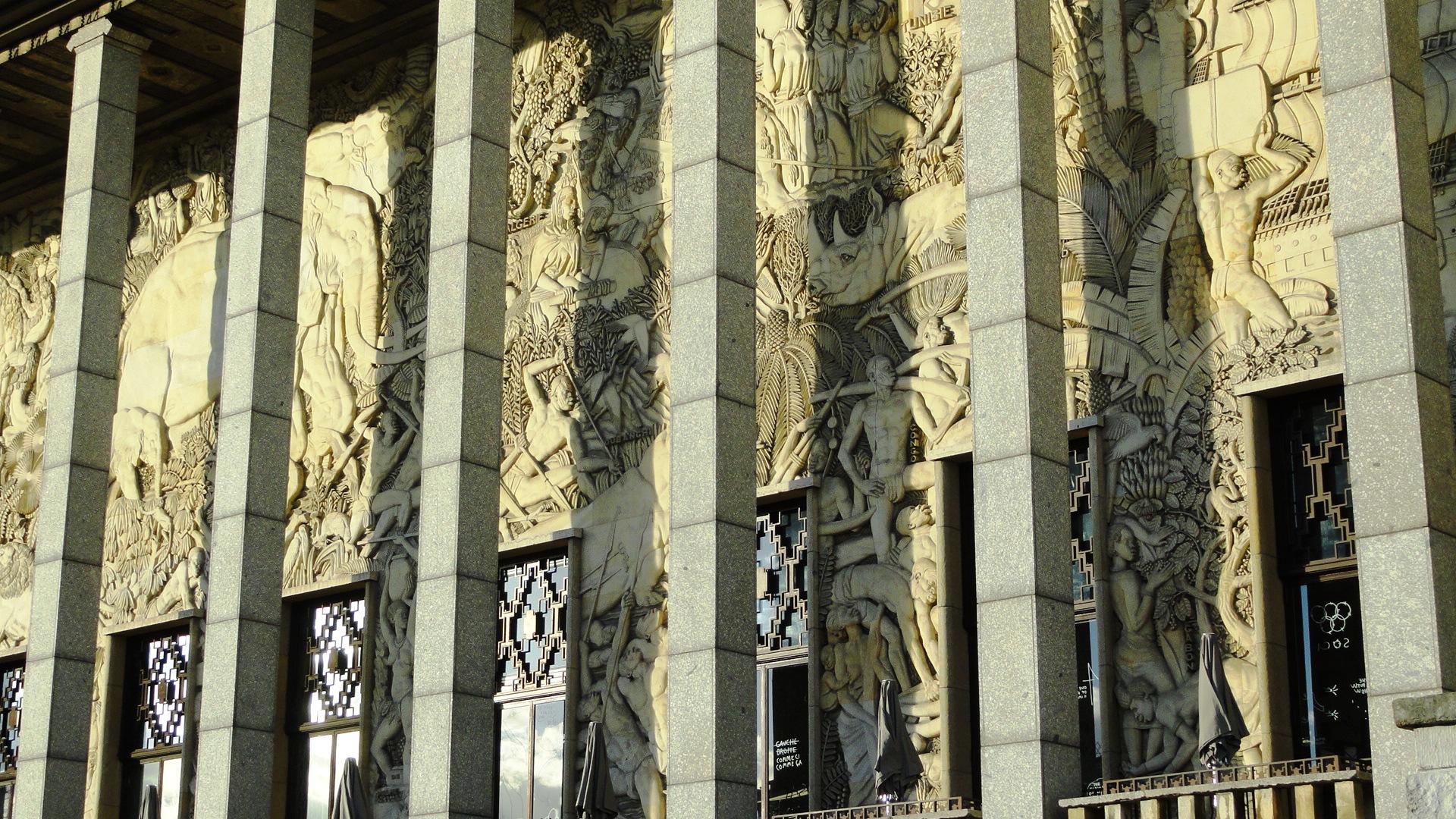 Palais de la Porte Dorée - Musée de l'Histoire de l'Immigration - Paris 12e