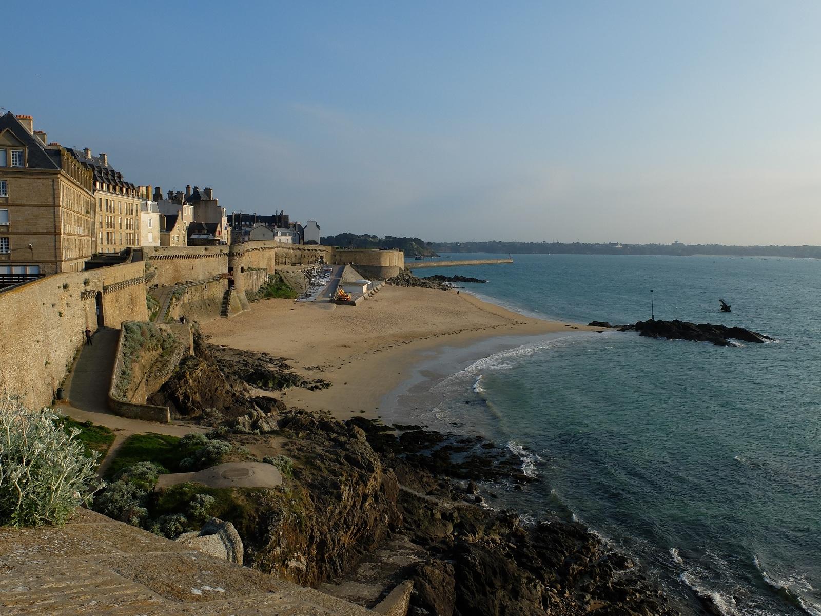 Weekend à Saint Malo - Depuis les remparts