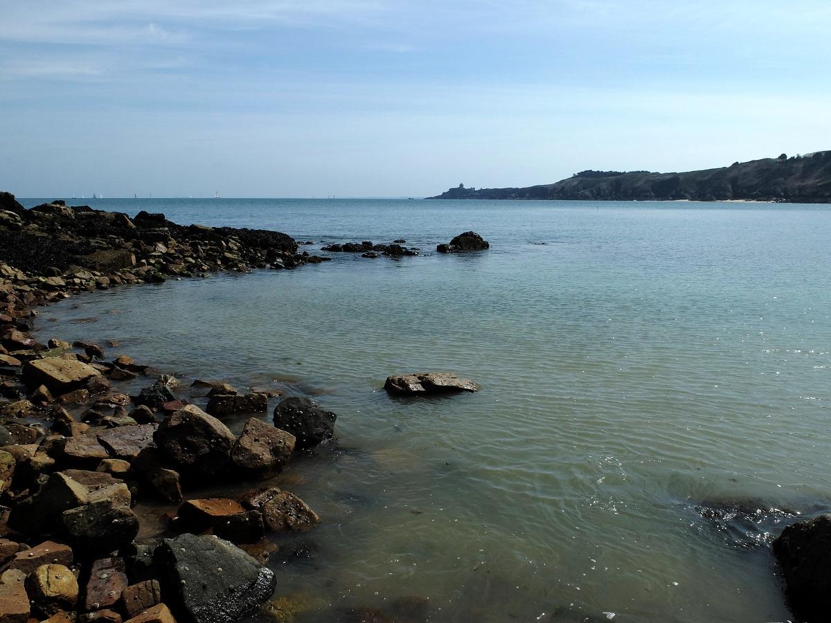Weekend à Saint Malo - La Côte