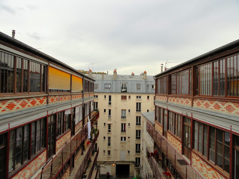 Cour du 77 rue de Charonne, Paris 11e