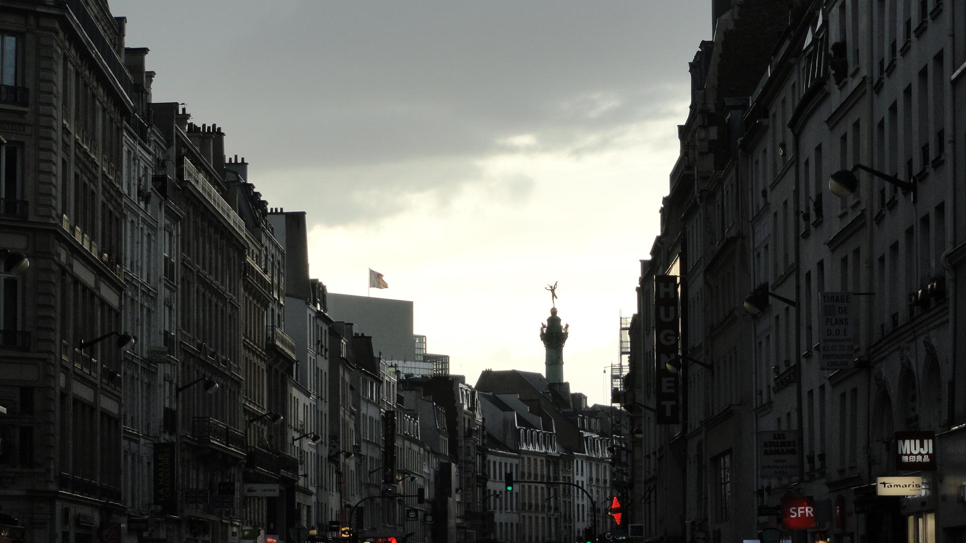 Balade dans le Faubourg Saint Antoine