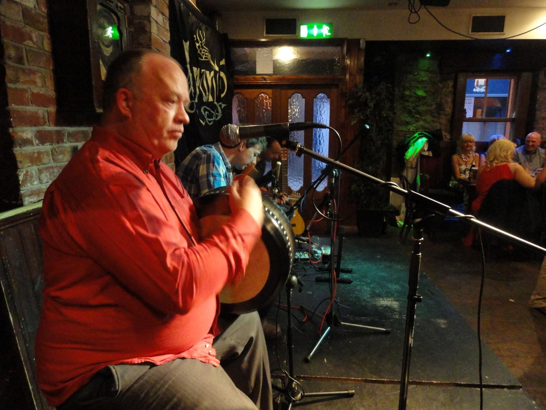 Cork - Concert dans les pubs