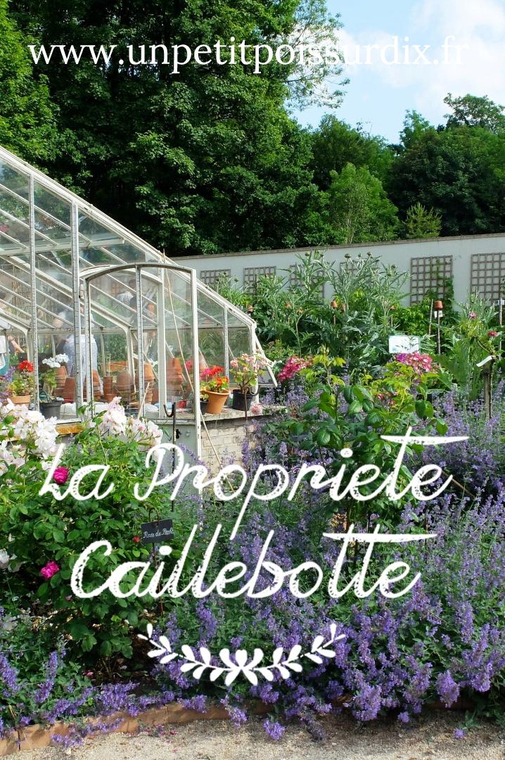 Propriété Caillebotte - Yerres