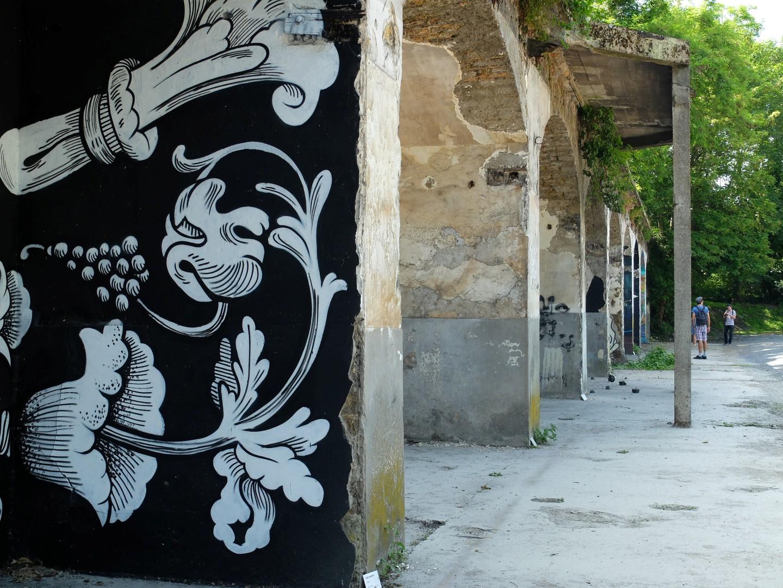 In Situ Art Festival - Fort d'Aubervilliers