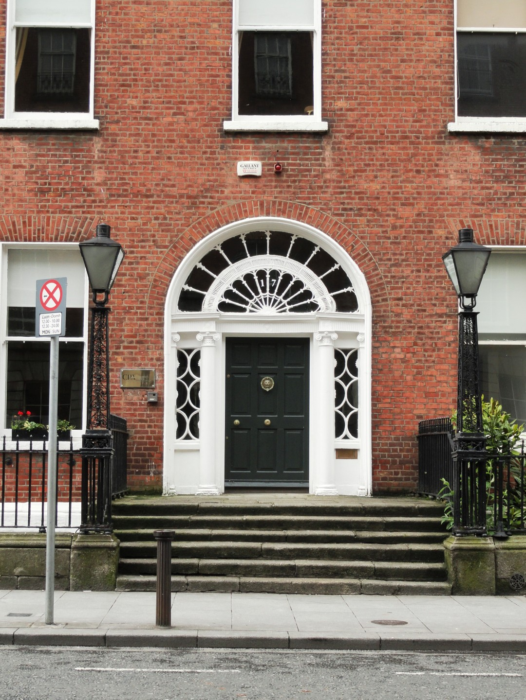 Dublin - Quartier Victorien
