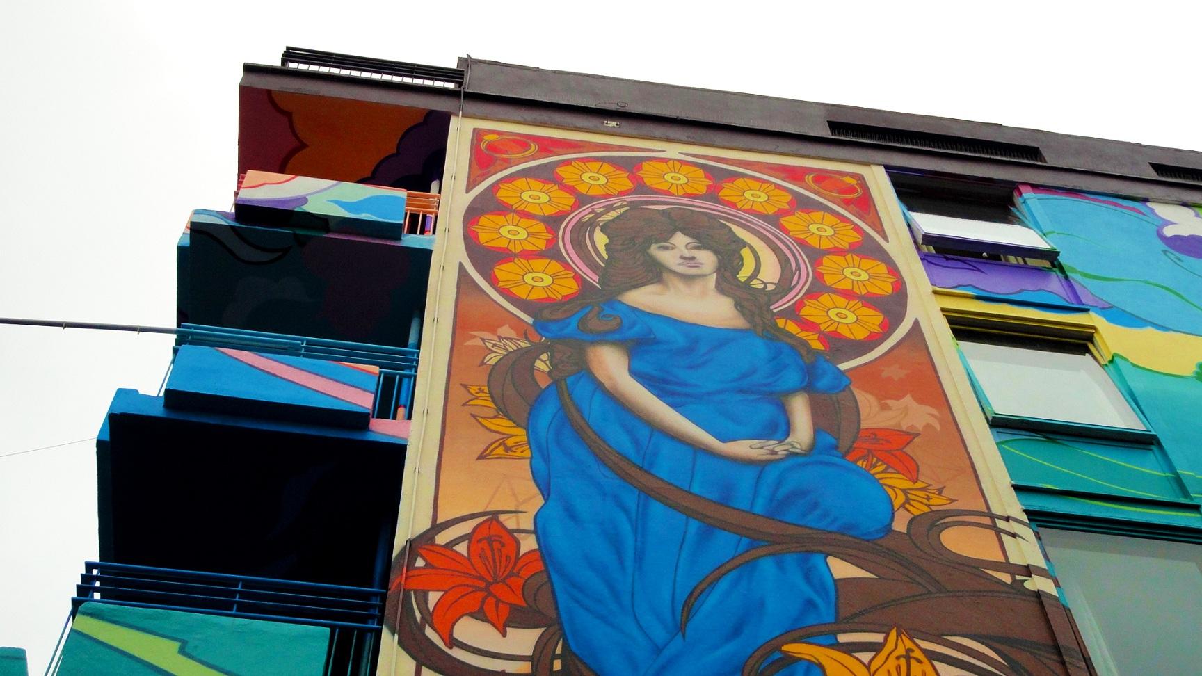 Dublin - Temple Bar - Clin d'oeil à l'Ulysse de James Joyce