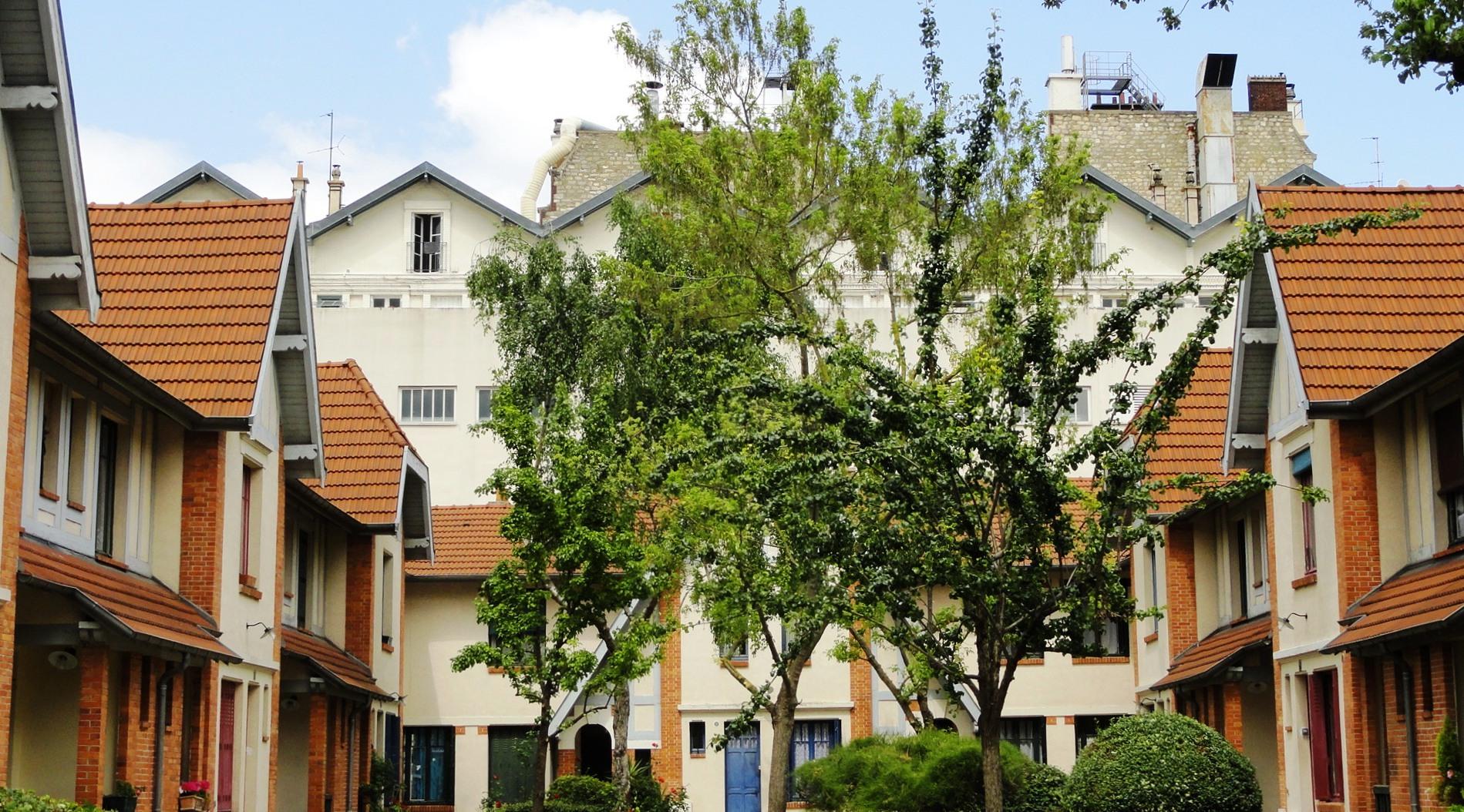 Lézarts de la Bièvre 2014 - La Petite Russie vue depuis la Petite Alsace