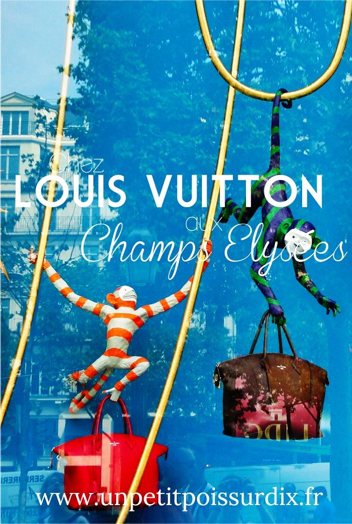 Louis Vuitton Champs Elysées - Boutique et Centre Culturel