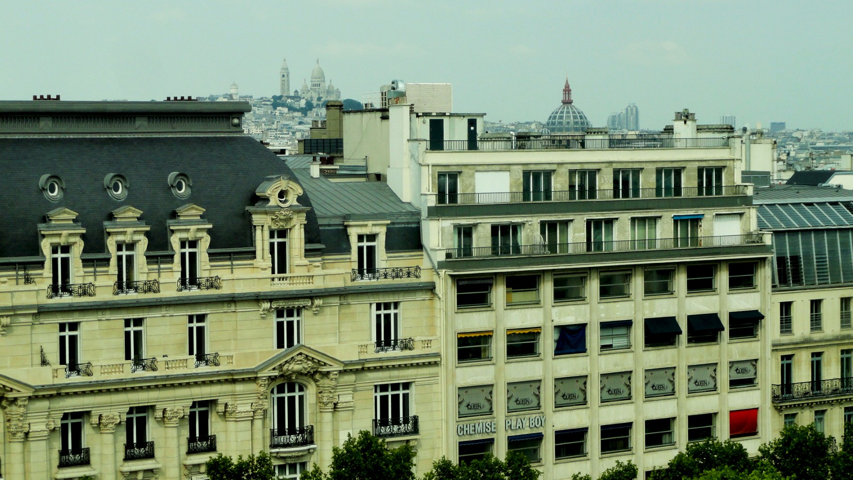 Boutique Louis Vitton, Champs Elysées - Intérieur