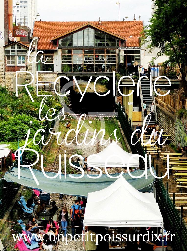 Recyclerie et Jardins du Ruisseau