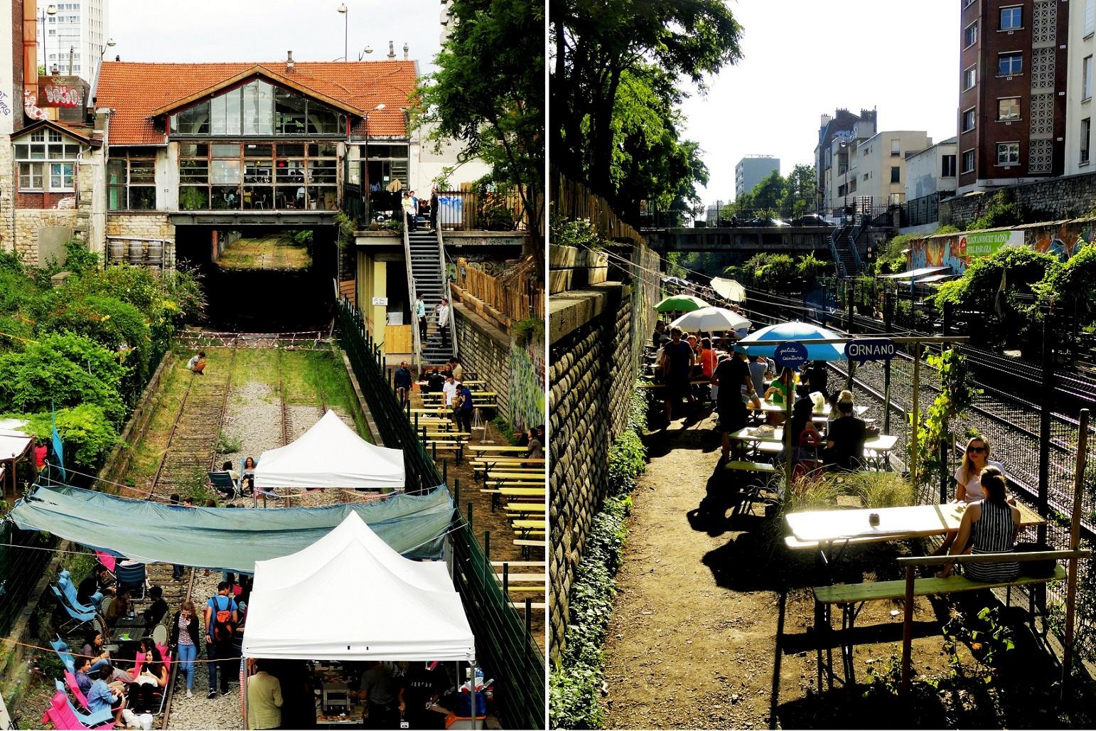 La recyclerie et les jardins du ruisseau un petit pois for Les compagnons des jardins