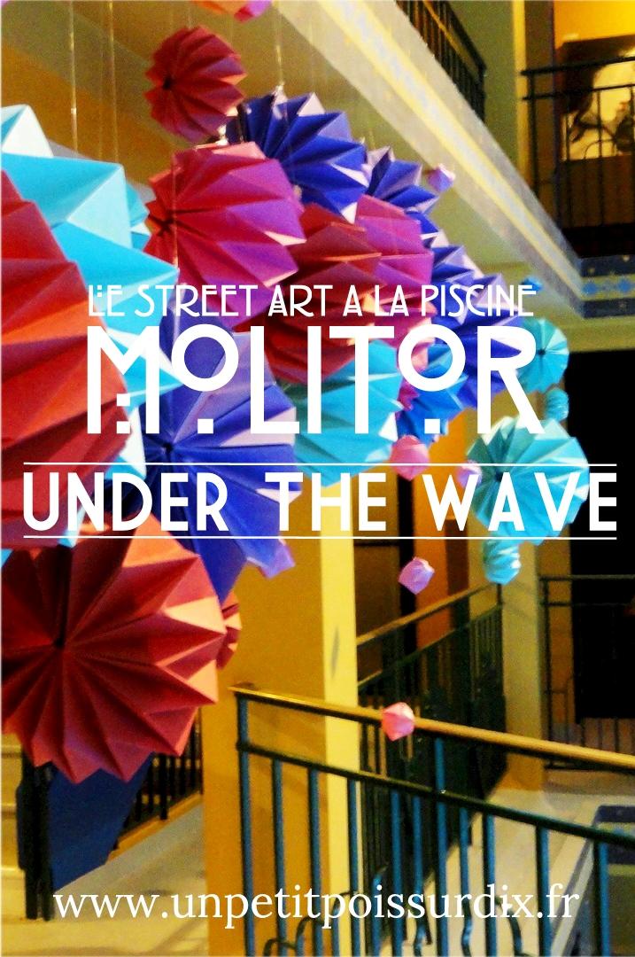 Under the Wave - Piscine Molitor