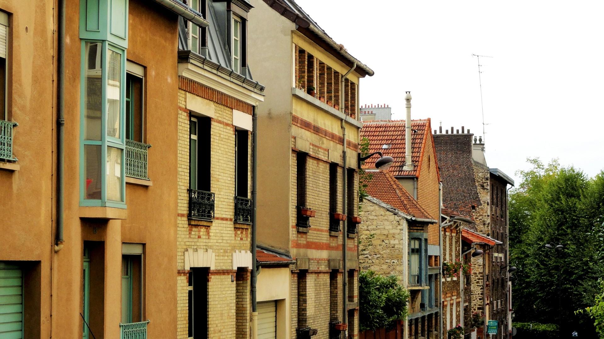 Balade dans le 15e - Rue PierreMille