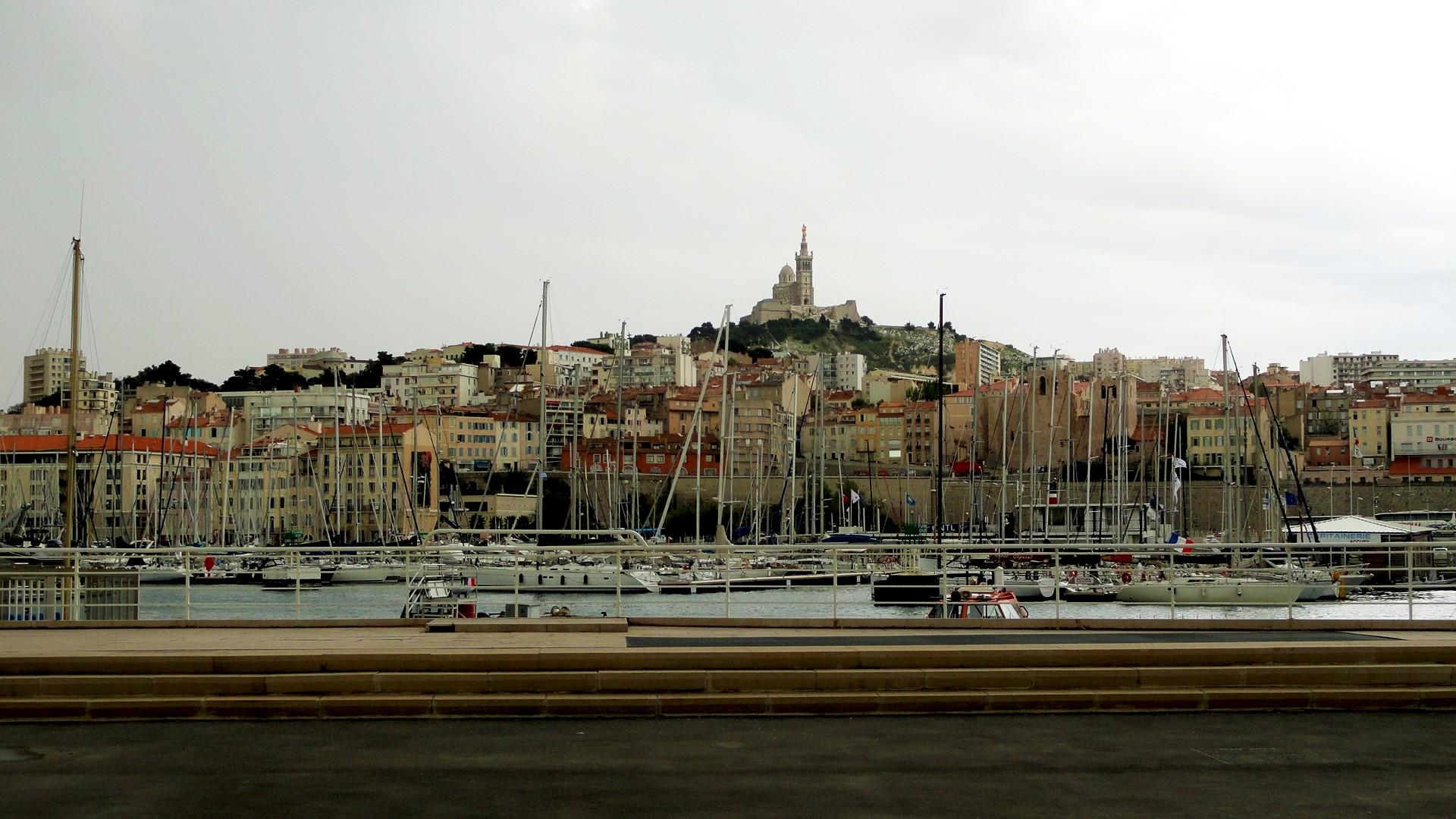 Quelques jours dans le Sud - Marseille, Notre-Dame-de-la-Garde