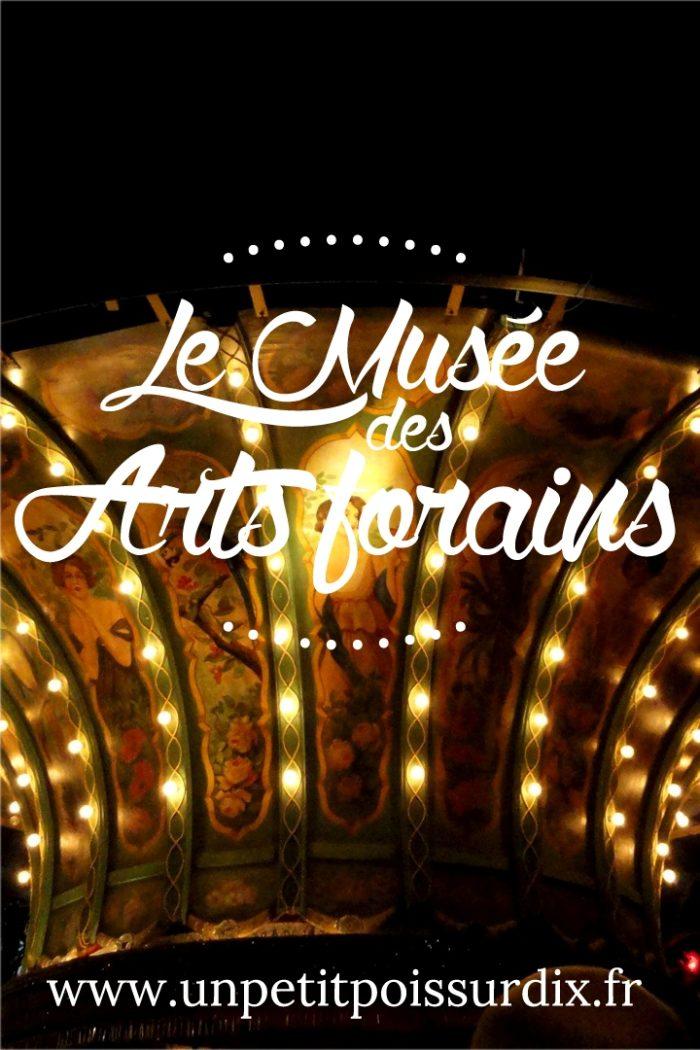 Musée des Arts Forains