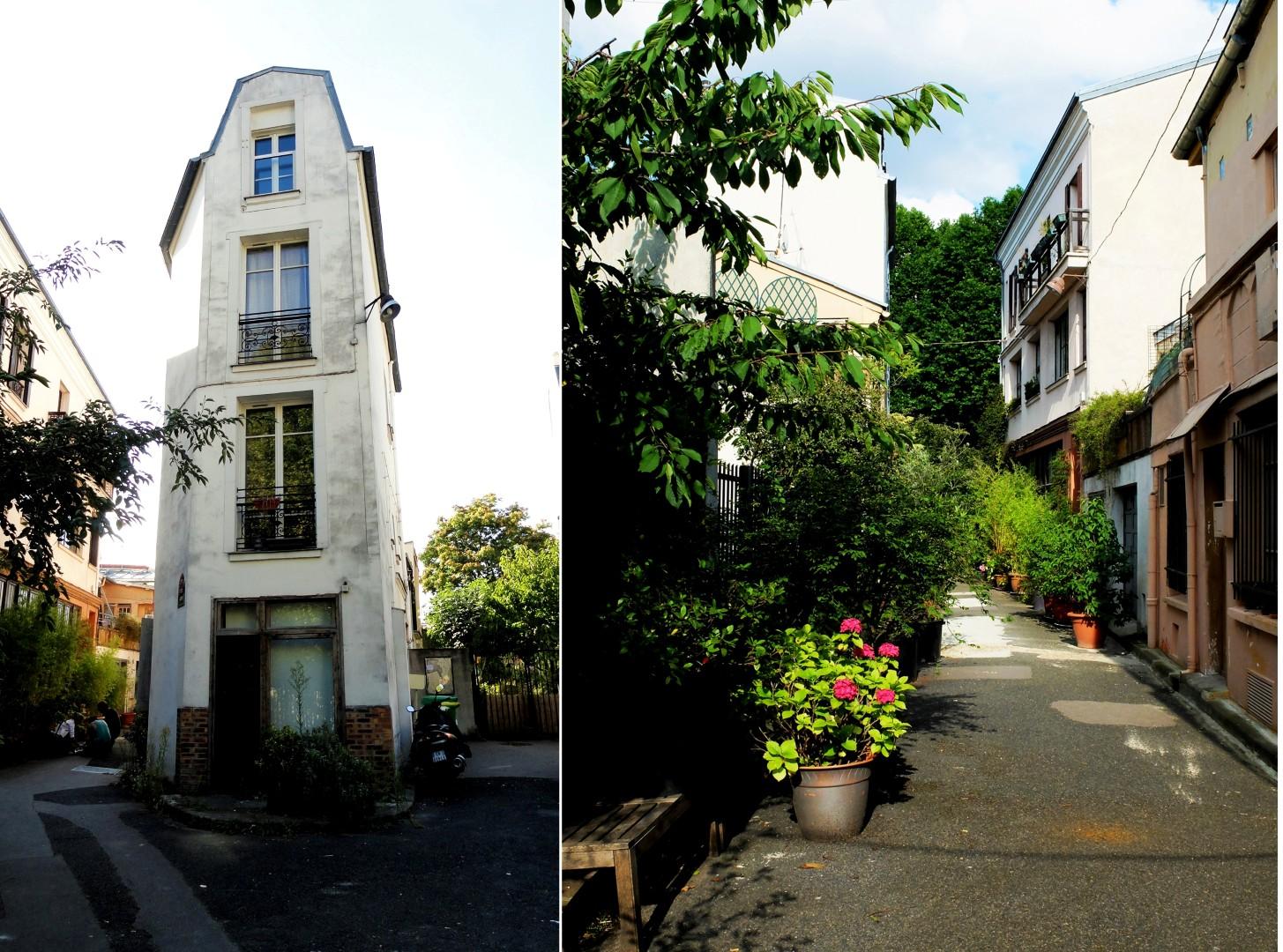 Cité Leroy, Paris 20e
