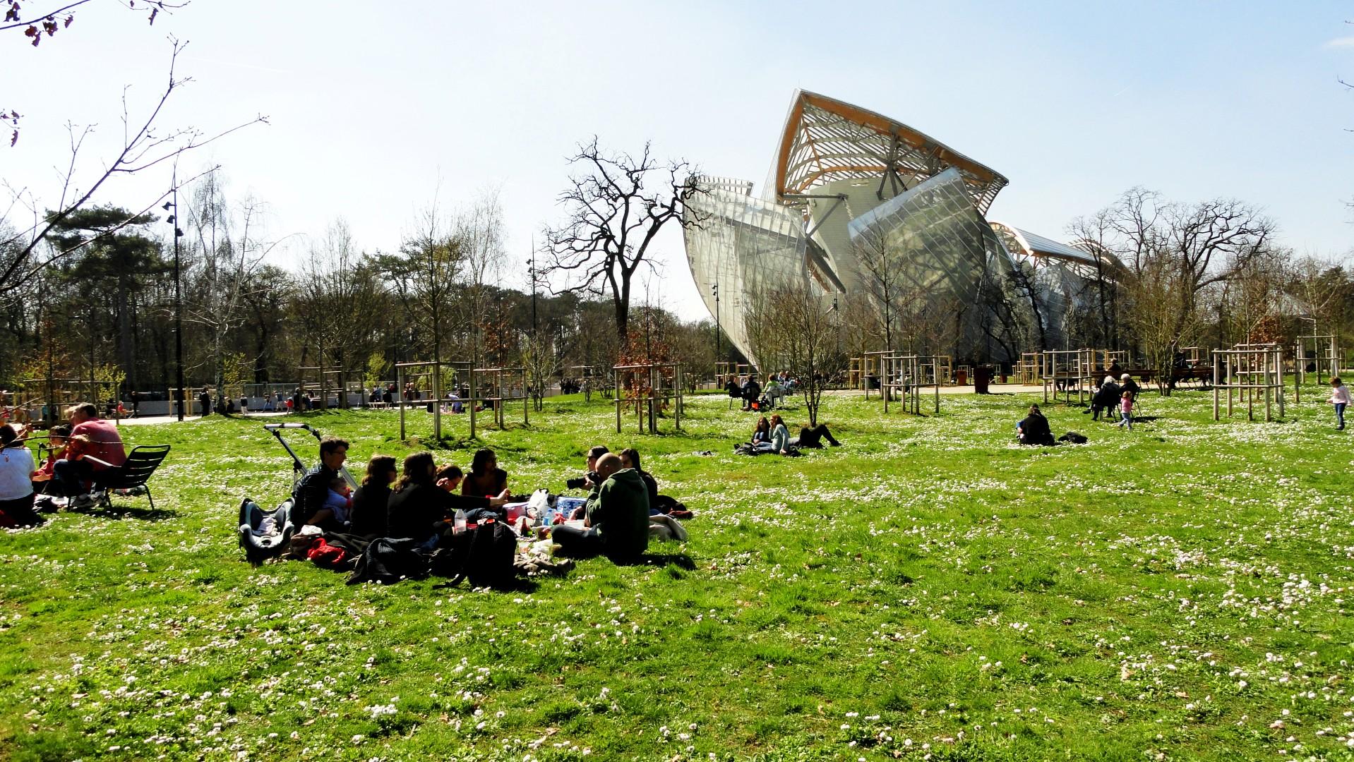 L'absence - La Fondation Louis Vuitton