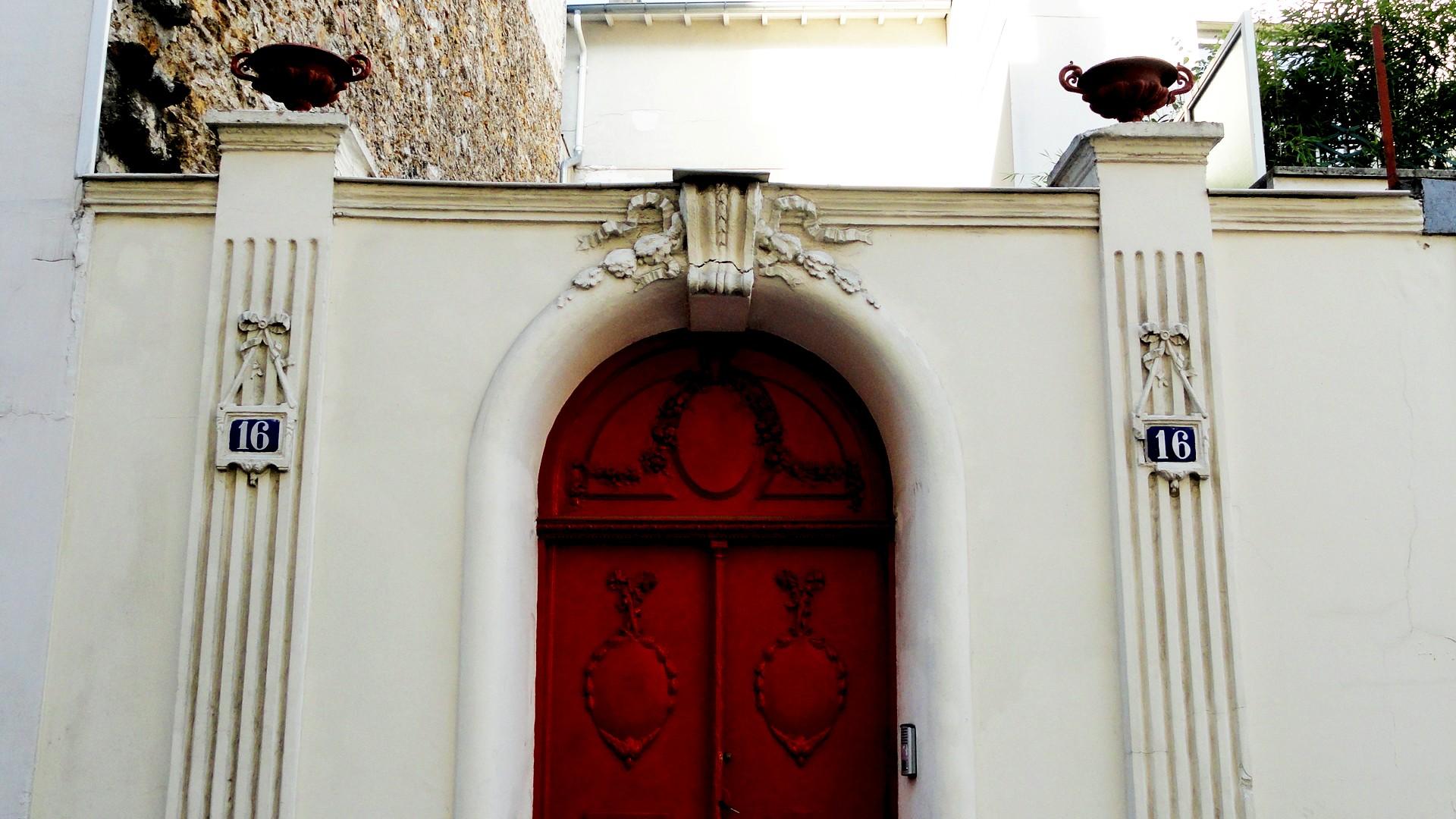 Balade dans le quartier de Ménilmontant - Rue du Retrait