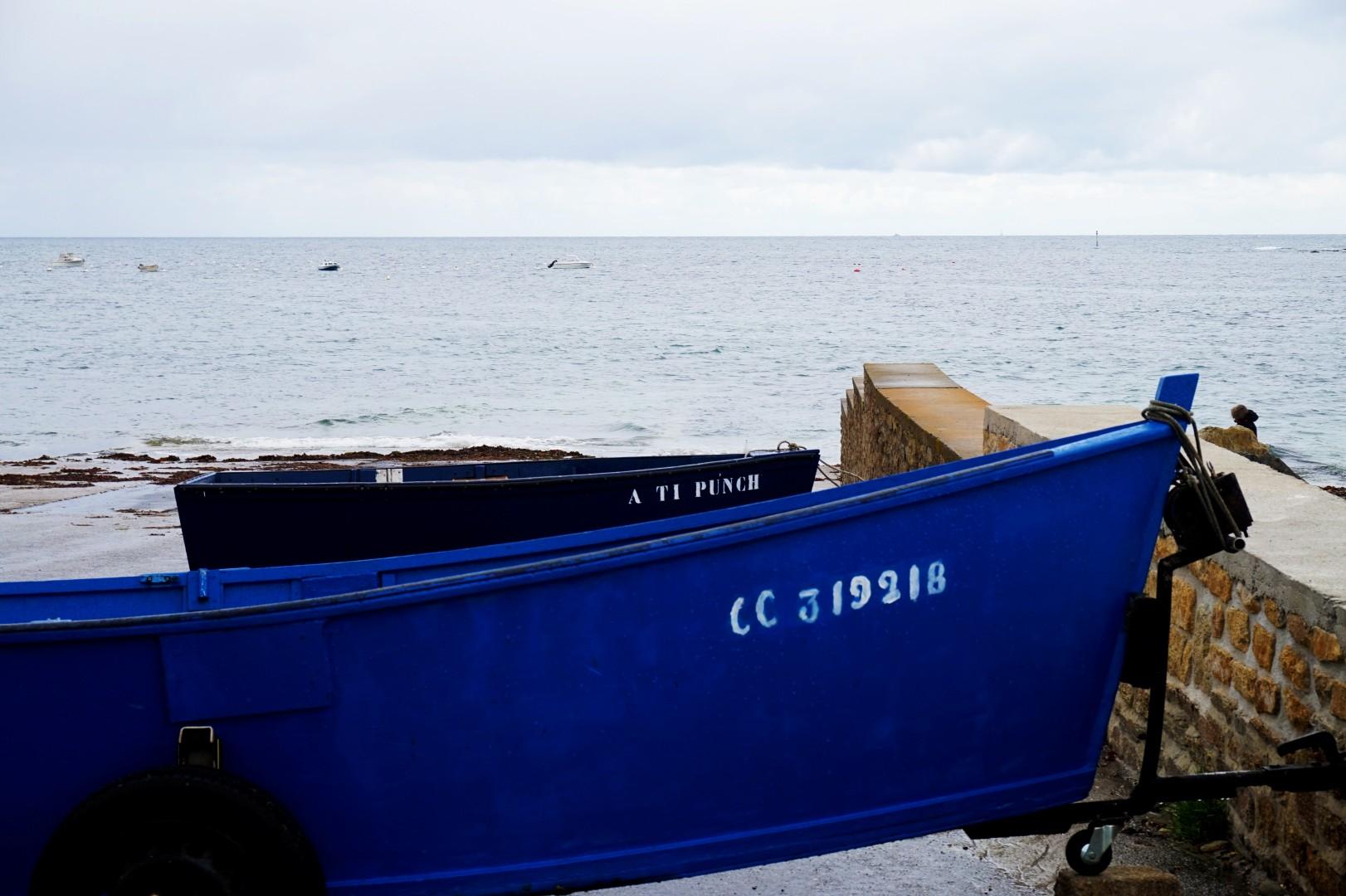 Vacances dans le Finistère Sud - Bateaux