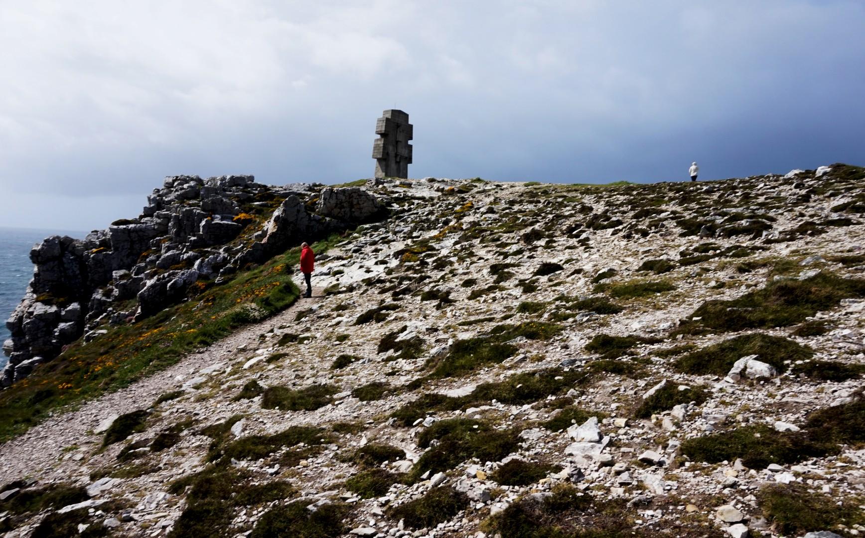 Vacances dans le Finistère Sud - Camaret-sur-Mer - Pointe de Pen-Hir