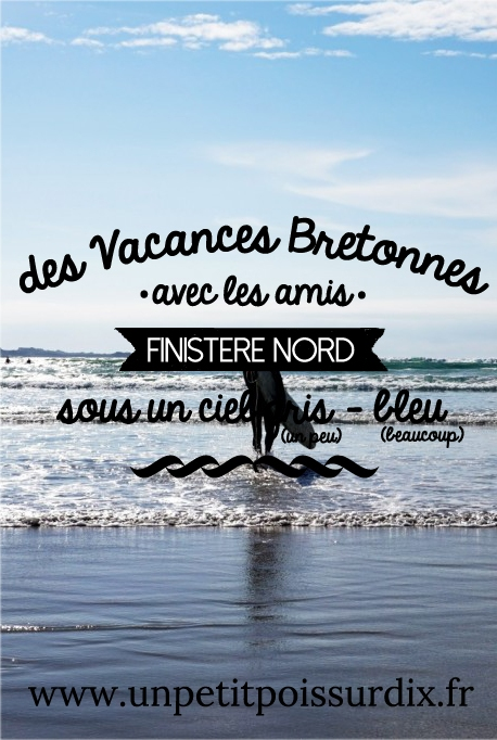 Vacances en Bretagne Nord