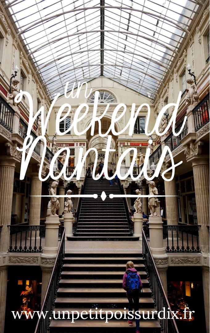 Un weekend à Nantes