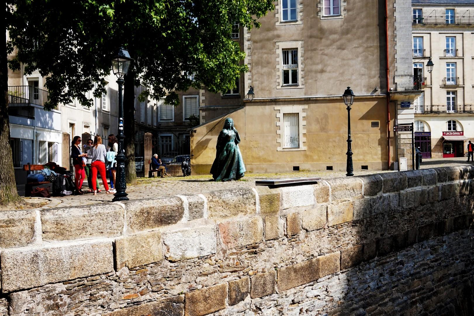 Un weekend à Nantes - Anne de Bretagne