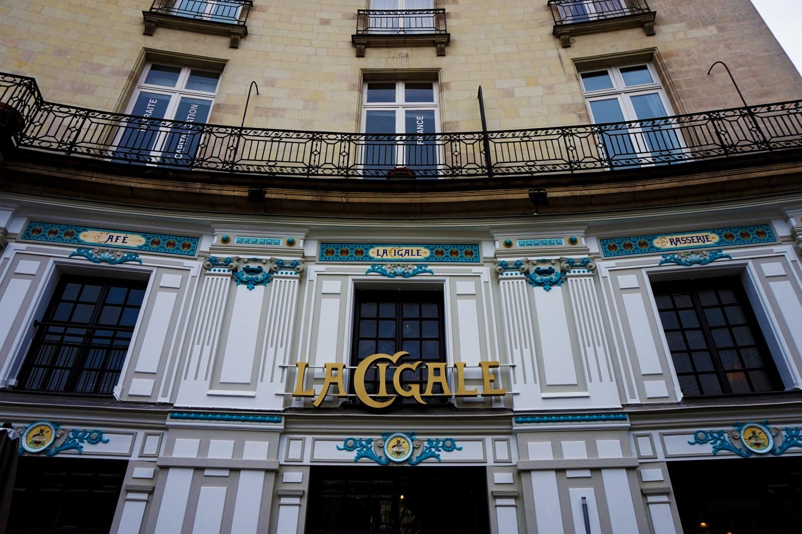 Un weekend à Nantes - La Cigale