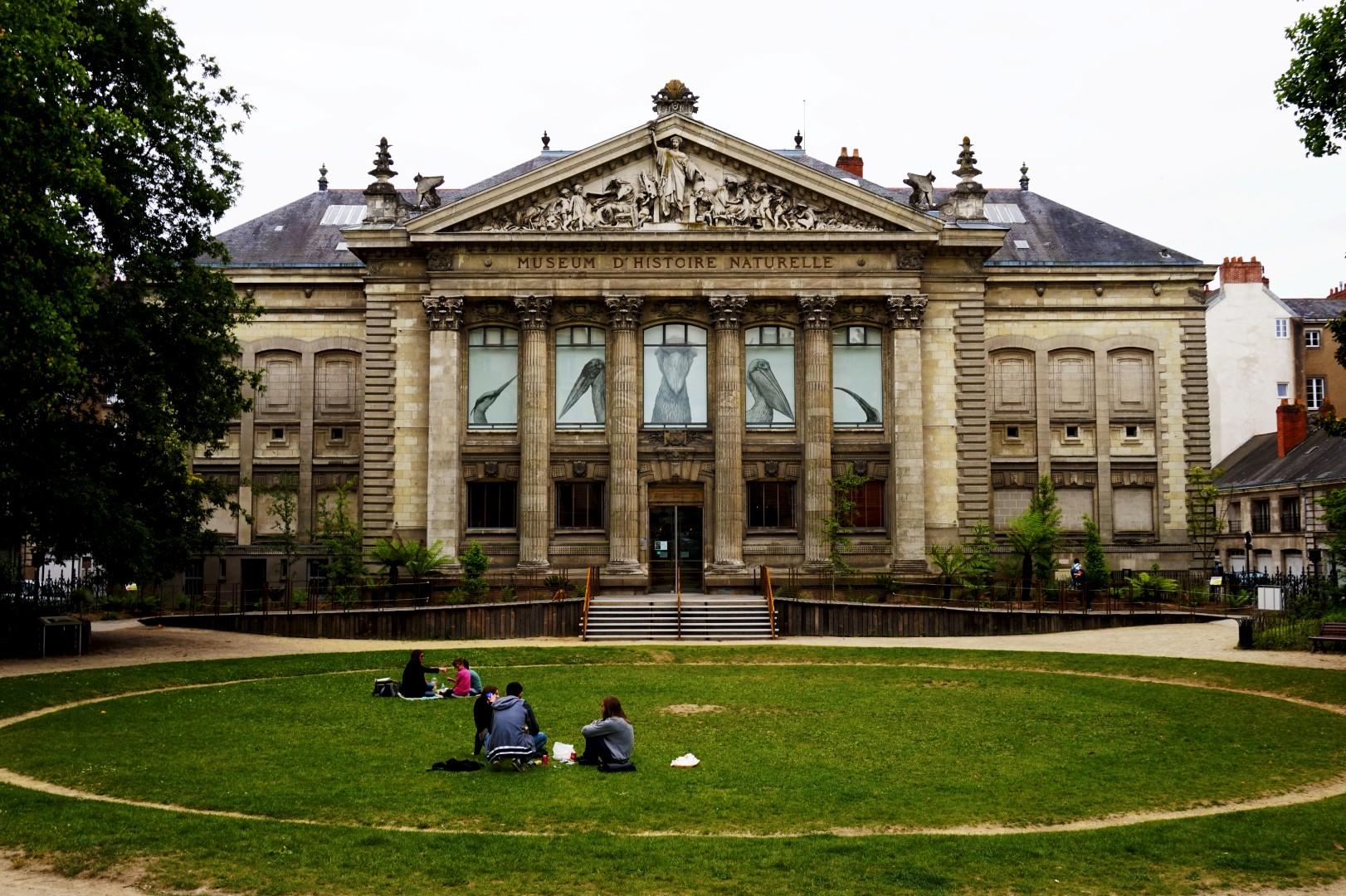 Un weekend à Nantes - Muséum d'Histoire Naturelle