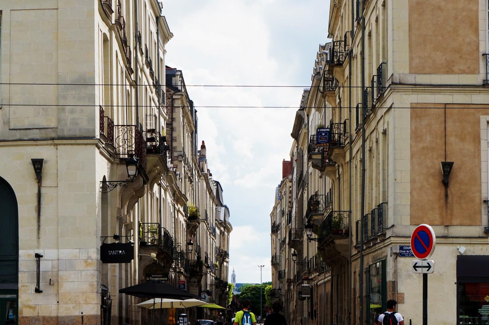 Un weekend à Nantes - Ile Feydeau