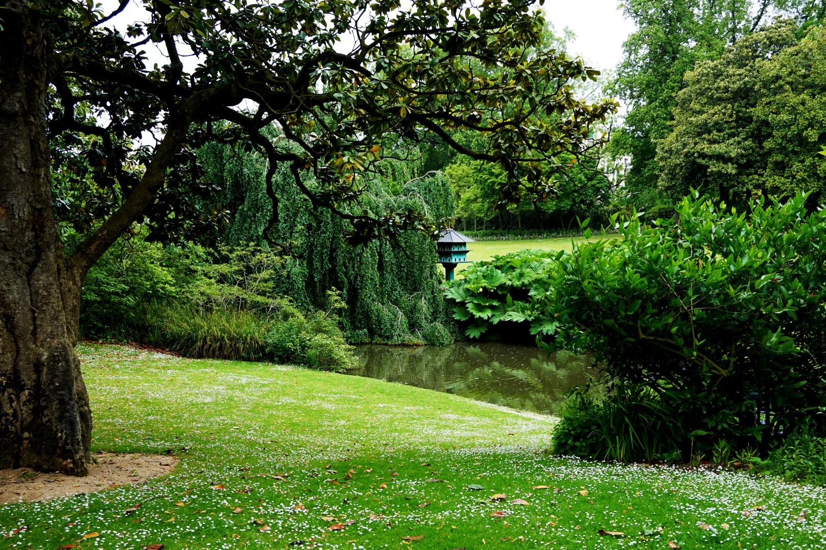 Un weekend à Nantes - Le Jardin des Plantes