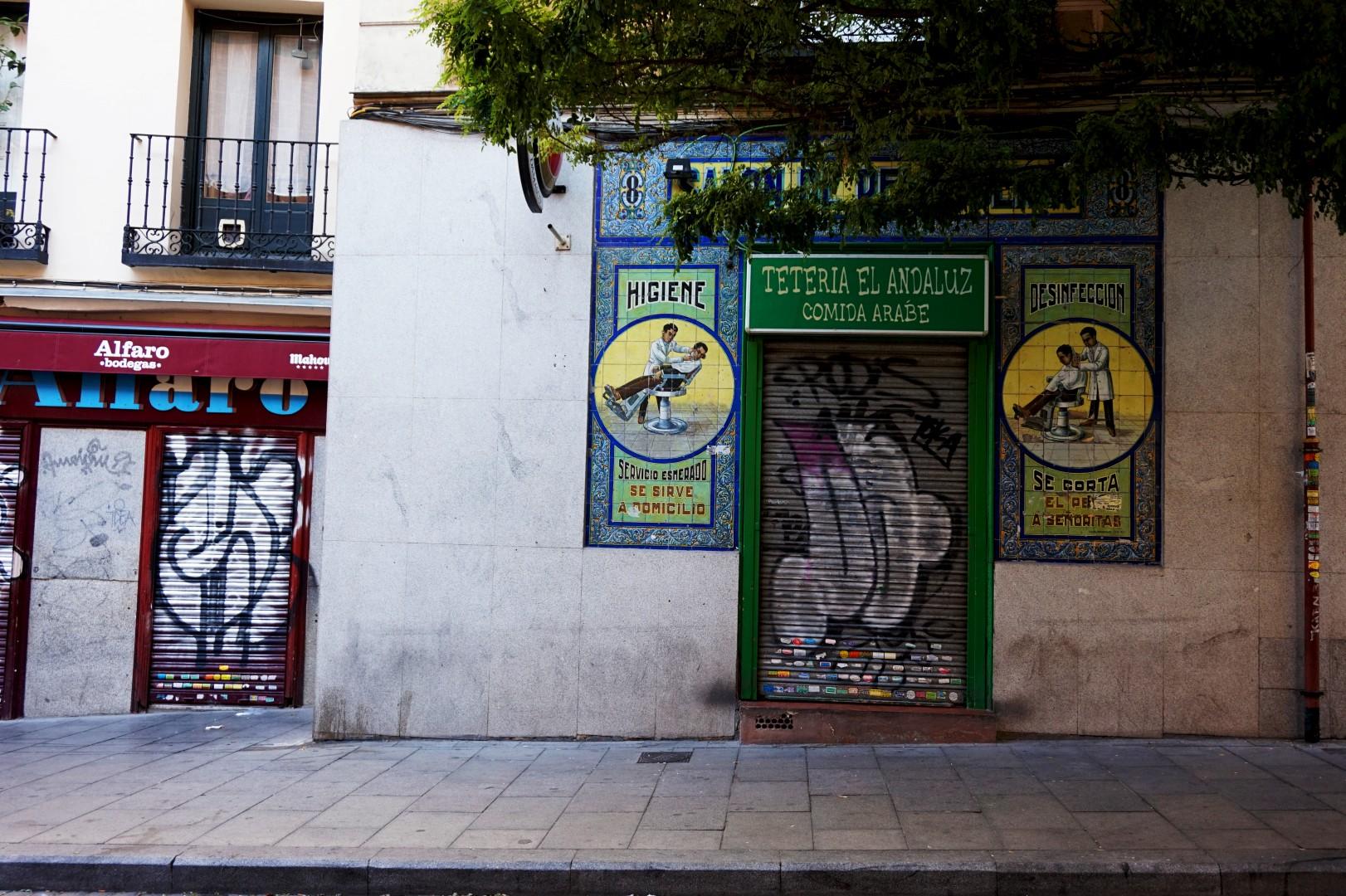 Madrid - Lavapiés