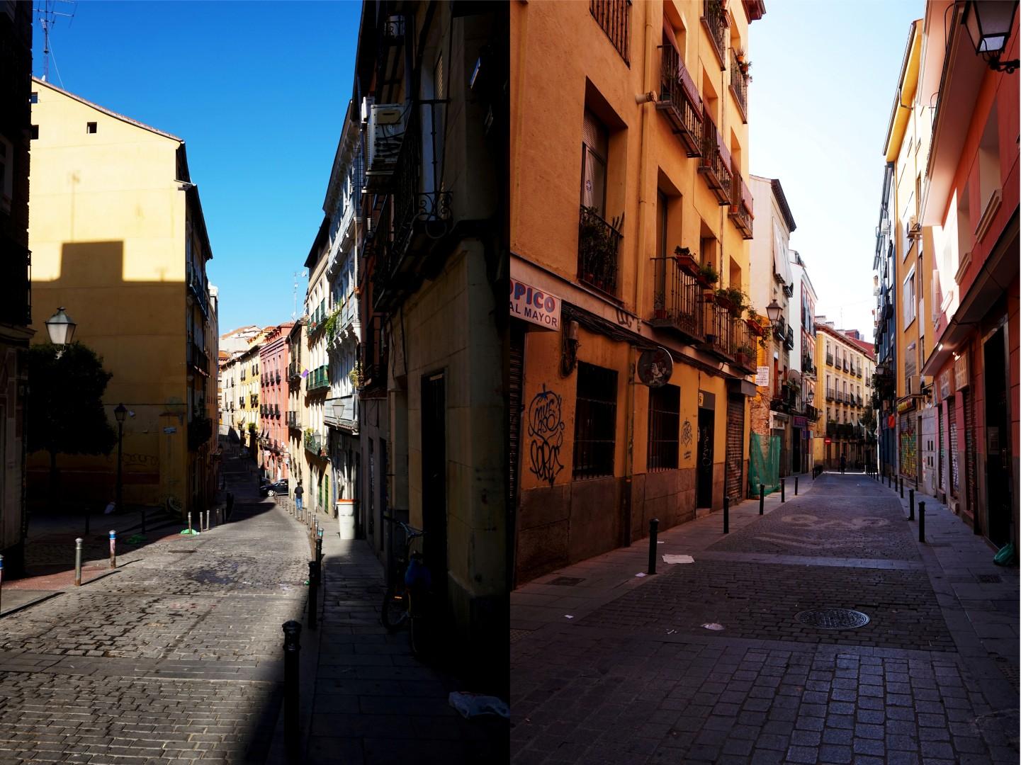 •  Le quartier de Chueca  •
