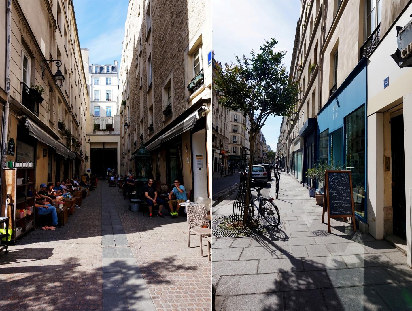 Balade dans le quartier Arts et Métiers (Paris 3e) - Rue Notre Dame de Nazareth