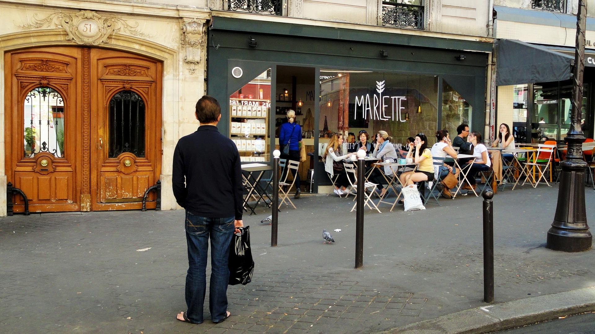 Balade dans le 9e - De Pigalle à Cadet - Rue des Martyrs