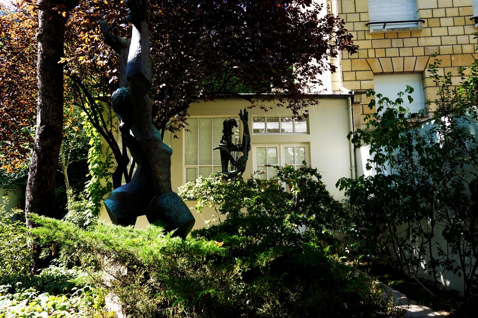 Musée Zadkine, Paris 6e