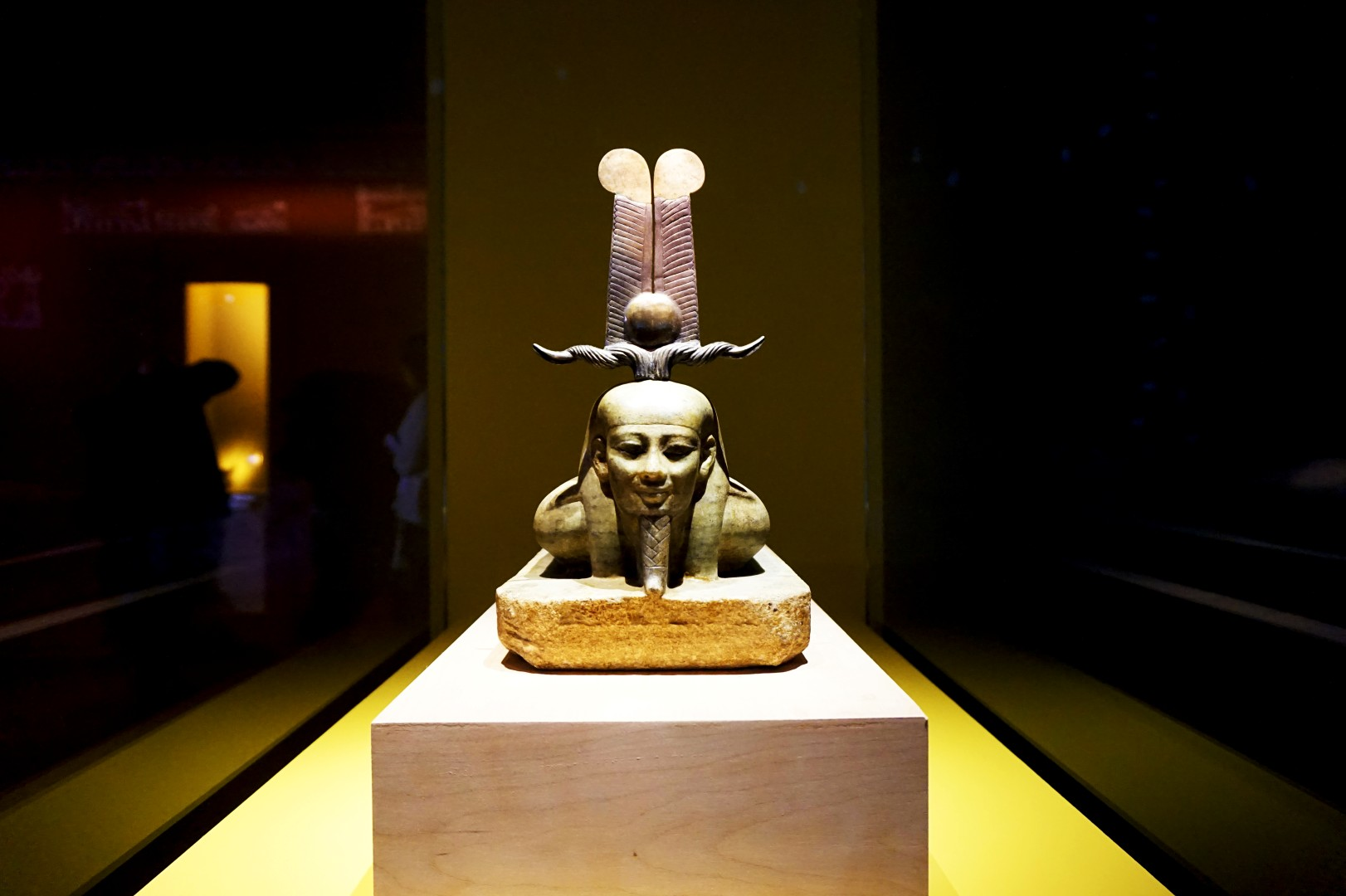 Osiris, Mystères engloutis d'Egypte - Institut du monde arabe - Paris 5e
