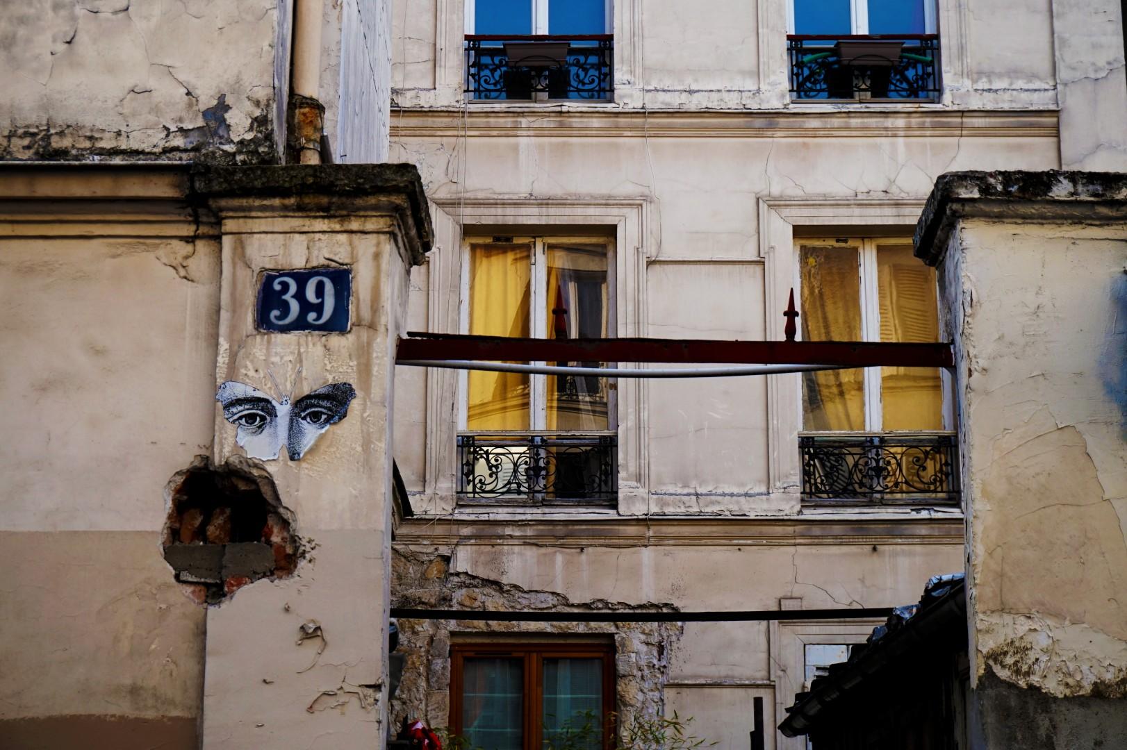Balade dans les 19e et 20e - Rue de la Villette