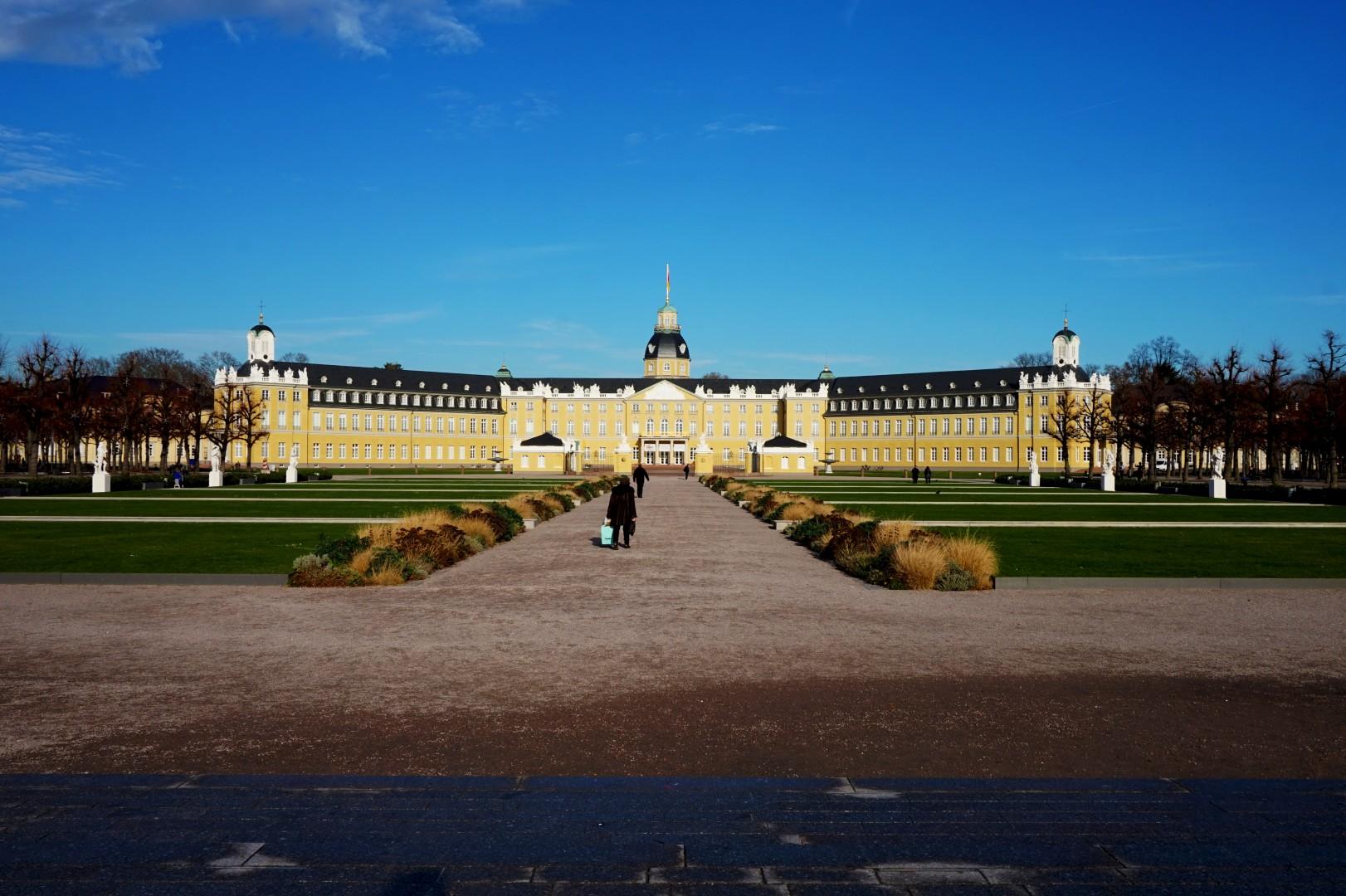 Karlsruhe - Le Château