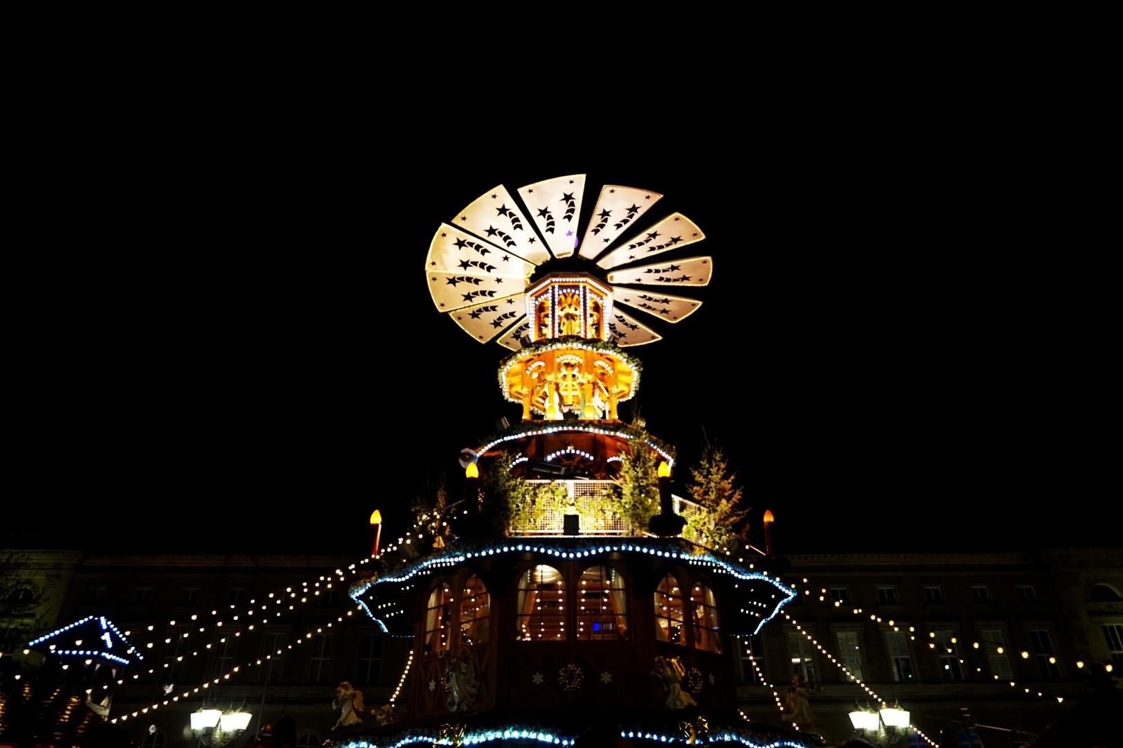 Karlsruhe - Le Marché de Noël
