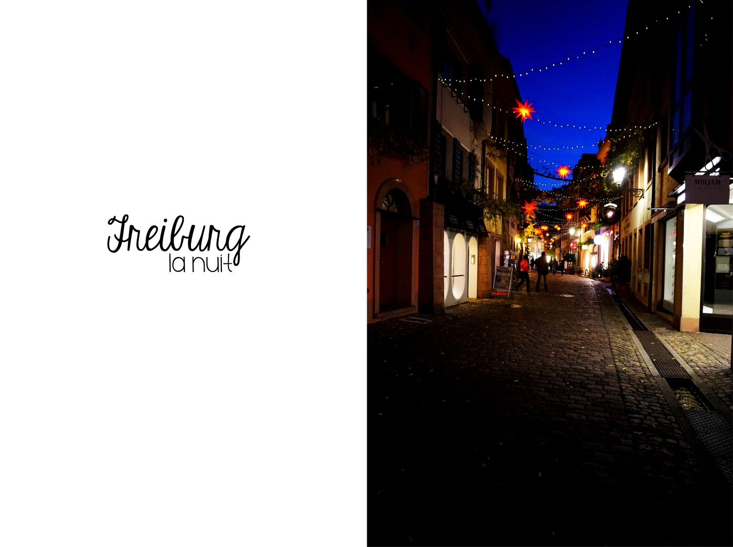 Freiburg - La nuit