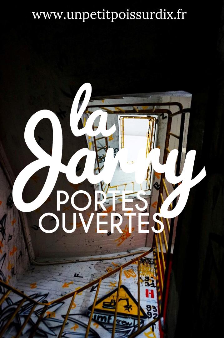 Visite de la Jarry, squat artistique à Vincennes