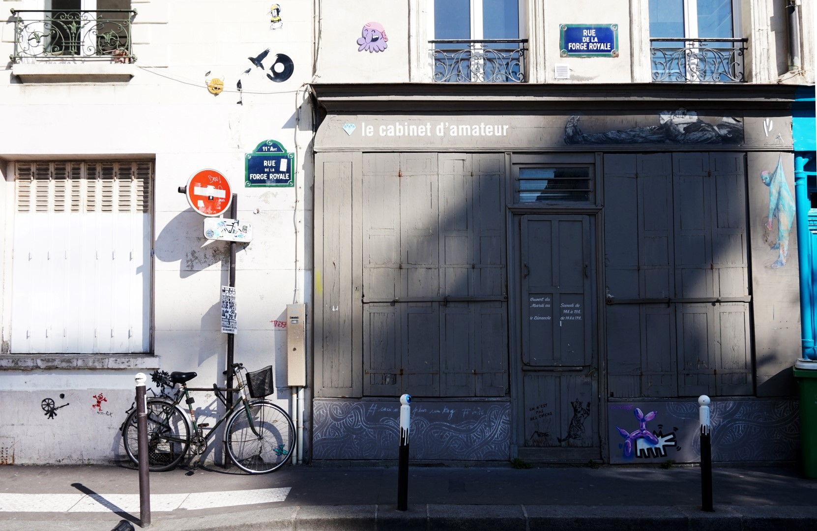 DSC07076 (Large)Balade dans le 11e - Rue de la Forge Royale