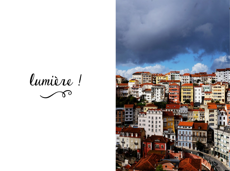 Coimbra - Lumière
