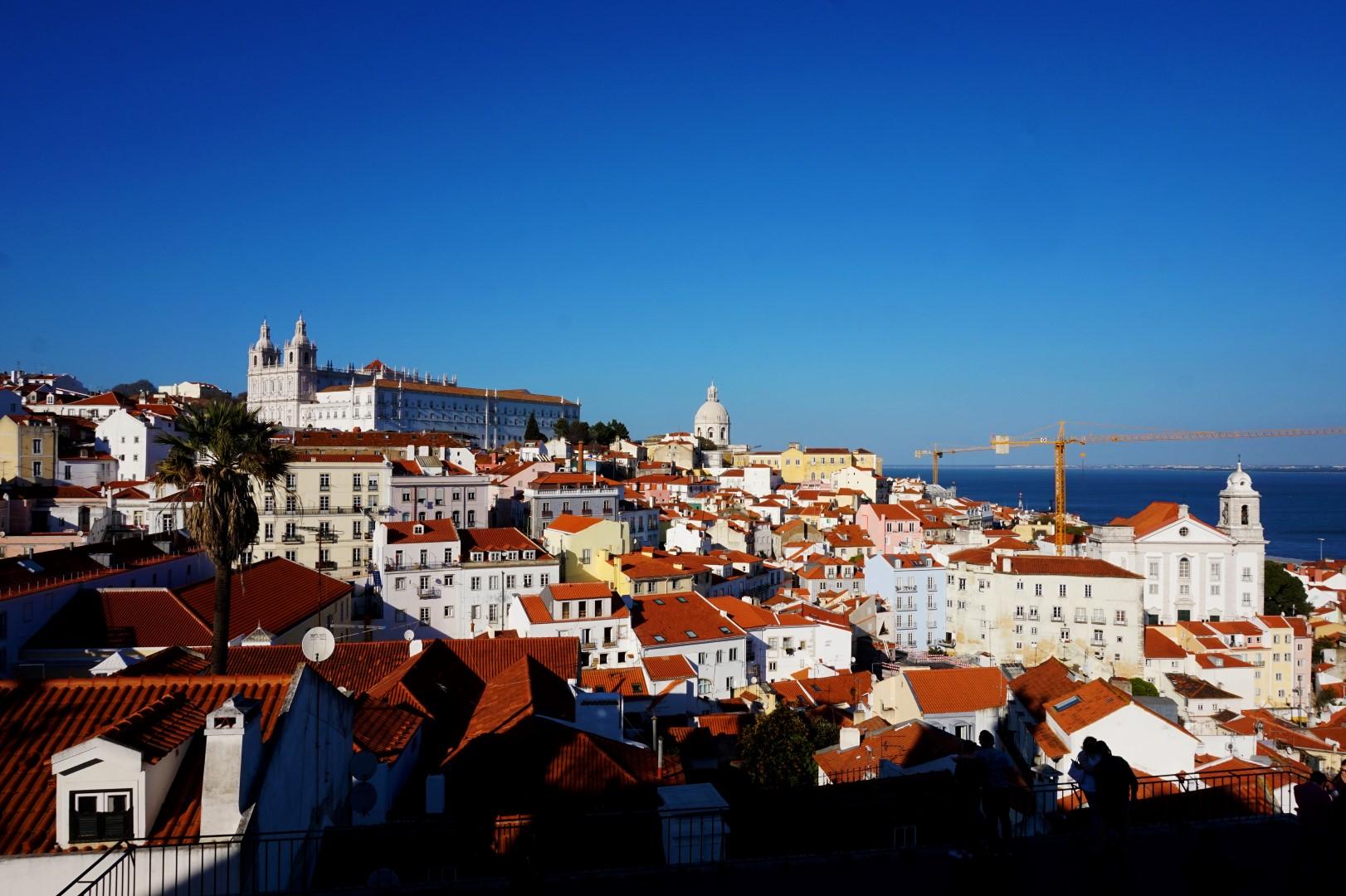 Lisbonne - Balade dans l'Afalma